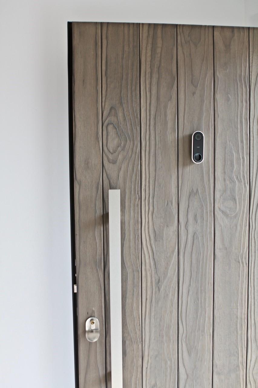 Enjoyable Beautiful Sustainable Charred Accoya Range Of Doors Door Handles Collection Dhjemzonderlifede